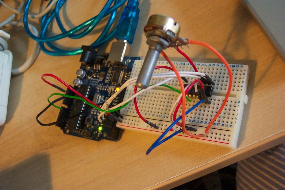 Arduino Multiple Sensors Shield Kit from nfceramics on